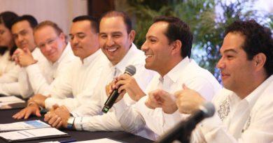 En Yucatán estamos trabajando de la mano con los municipios: Gobernador Mauricio Vila Dosal