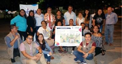 Presentan proyecto de nuevos parques en la Nora Quintana