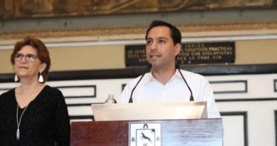 El Gobernador Mauricio Vila Dosal anuncia que no habrá nuevo impuesto de seguridad en Yucatán