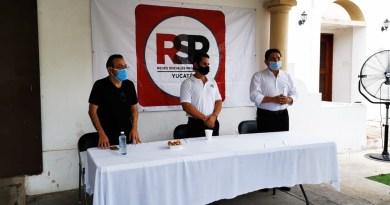 Redes Sociales Progresistas fortalece su estructura en Mérida entregando nuevos nombramientos.