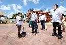 """El Gobernador continúa recorriendo las comunidades afectadas por """"Amanda"""" y """"Cristóbal"""" para supervisar las labores del Programa Emergente de Apoyo Comunitario"""