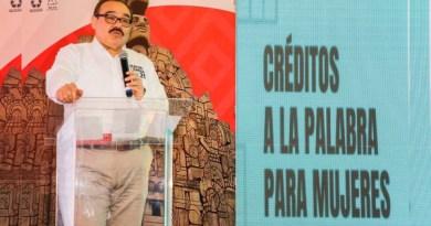 Ramírez Marín quiere reactivar la economía de la mano de las mujeres