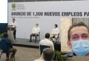 Las buenas noticias siguen llegando a Tixpéual; Gerardo Concha Navarrete.