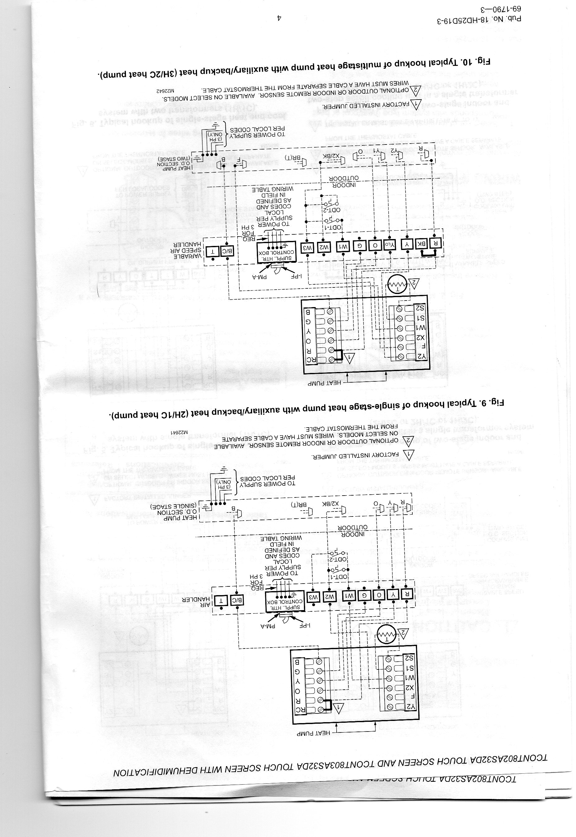 Trane thermo wiring diagram?resize\\=840%2C1219\\&ssl\\=1 100 [ ruud silhouette 2 manual ] 116 best my umbrella obsession ruud silhouette 2 wiring diagram at gsmx.co