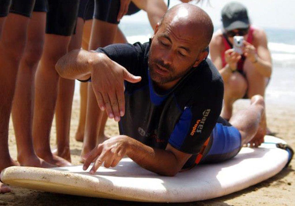 Уроки по серфингу в Марокко