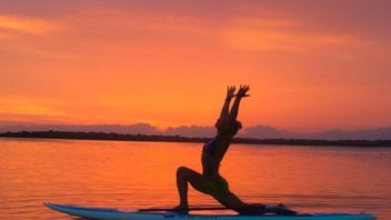 Йога и серфинг