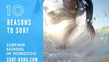10 причин заняться серфингом