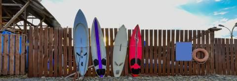 Посмотри что такое серфинг в Марокко?