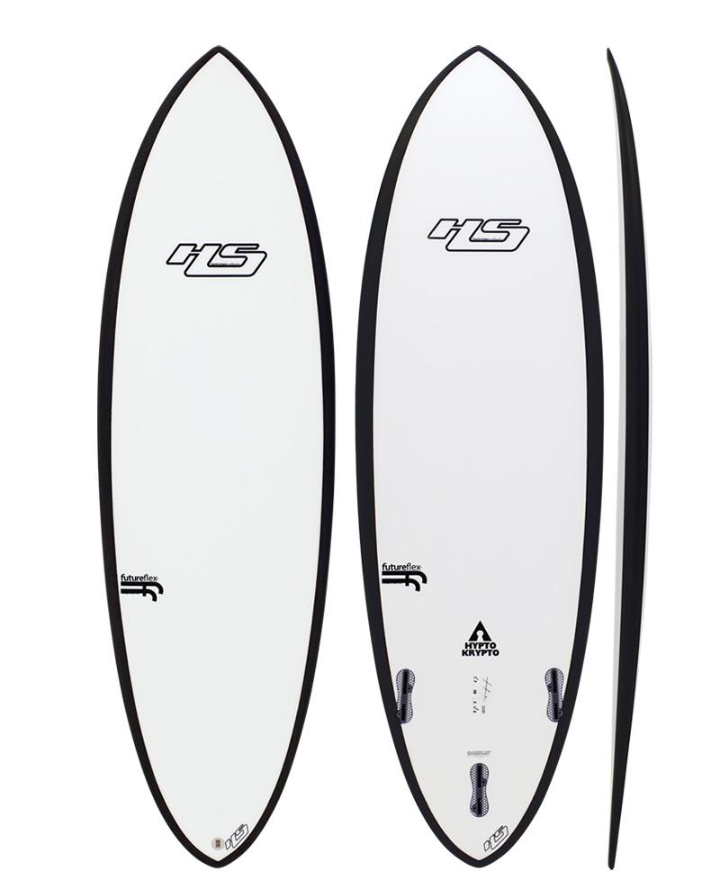 Planche de surf - HyptoKrypto