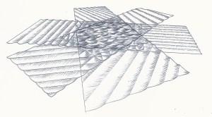 Clapot schéma - La création des vagues