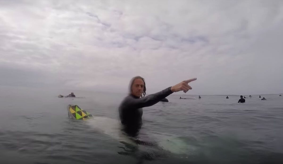 проявления локализма в сёрфинге