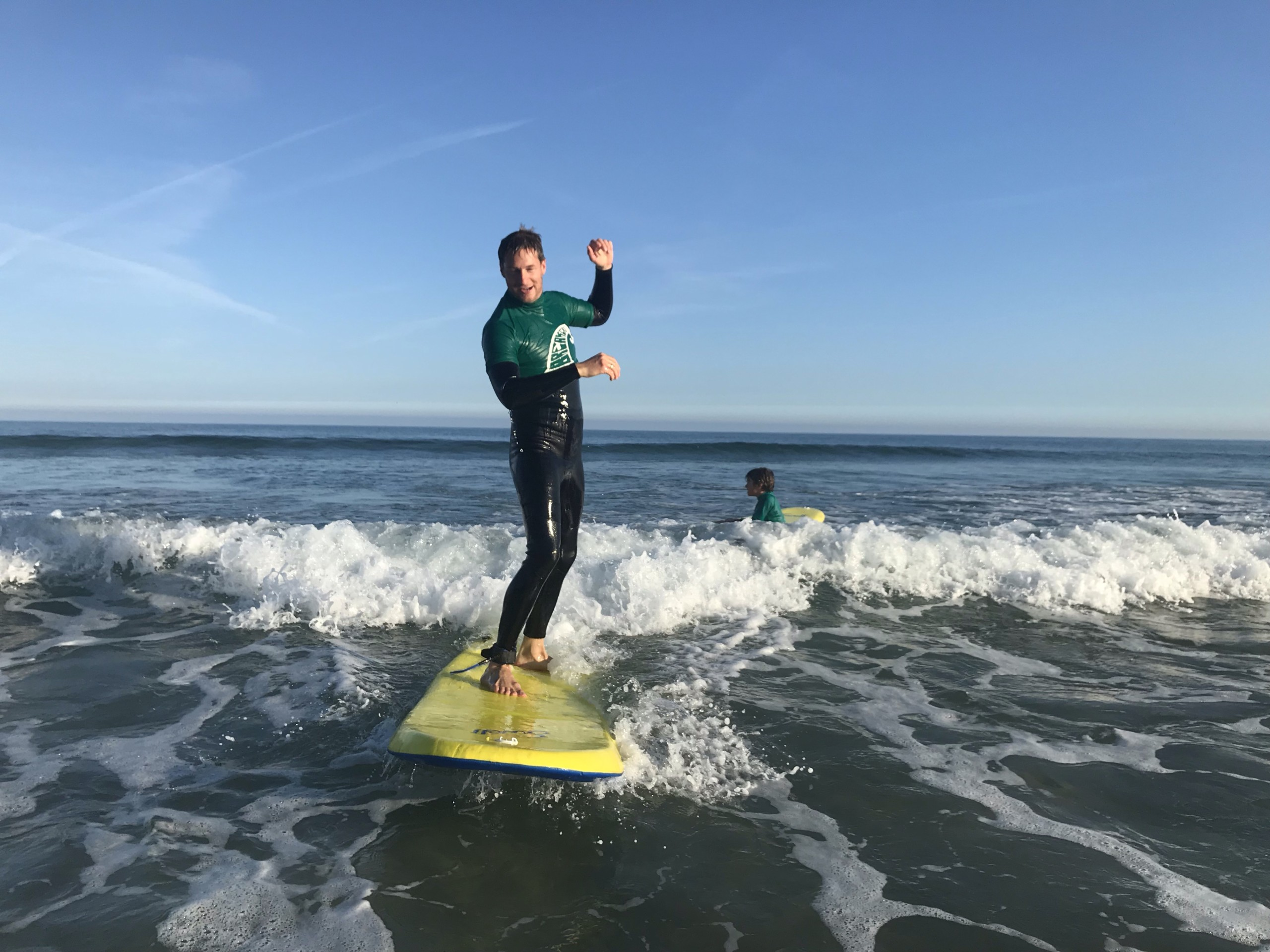 Single Surf Lesson