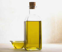 olive oil sample