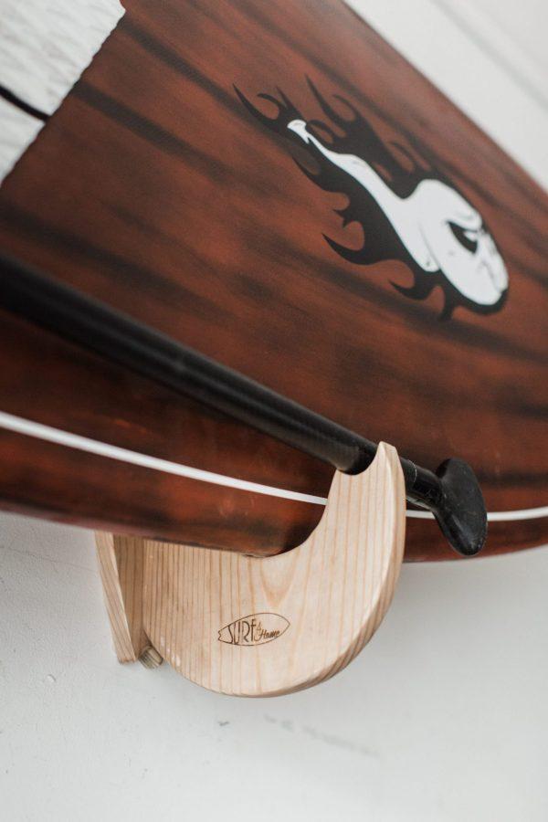 Paddle Board Handmade Wooden Rack