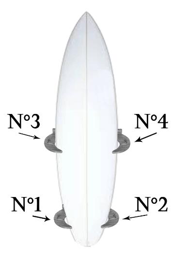 Surf Rack Vertical hanging