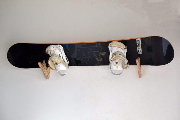 Snowboard Rack