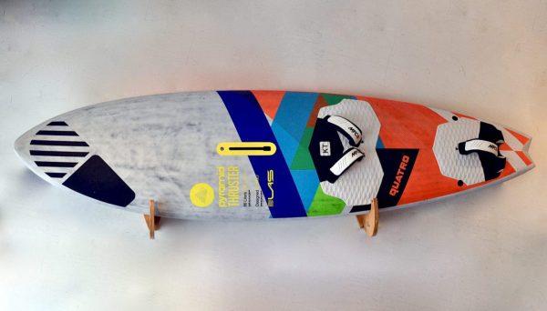 Windsurf Rack - Handmade with marine multilayer wood