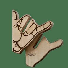 Snowboard Rack | Hang Loose model