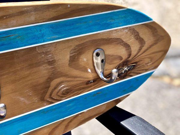 Surfboard Coat Rack