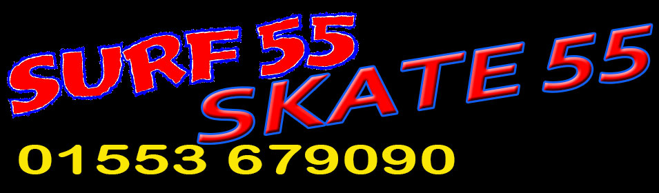 Surf55 and Skate55