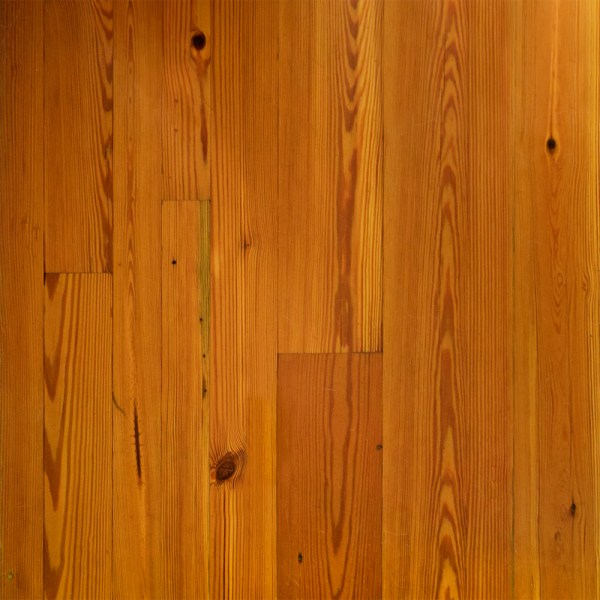 Reclaimed Heart Pine Select Grade Hardwood Floors