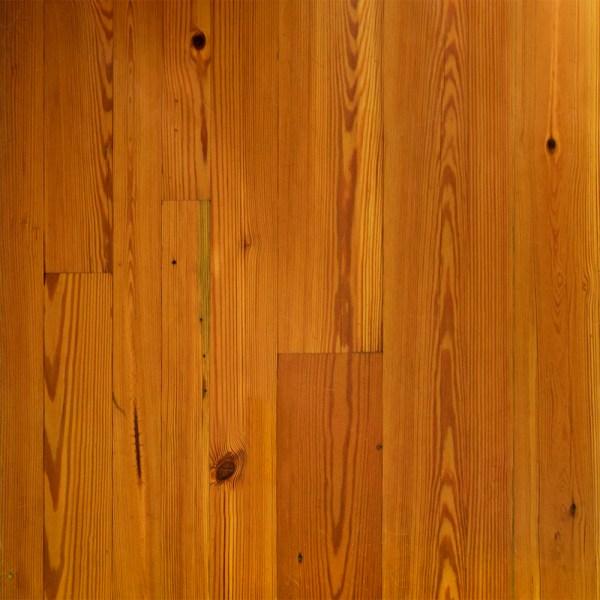 Reclaimed Heart Pine Select Grade Hardwood Floors