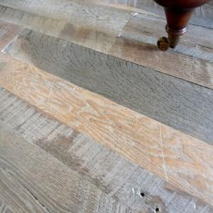 Manchester Reclaimed Hardwood Floor Detail