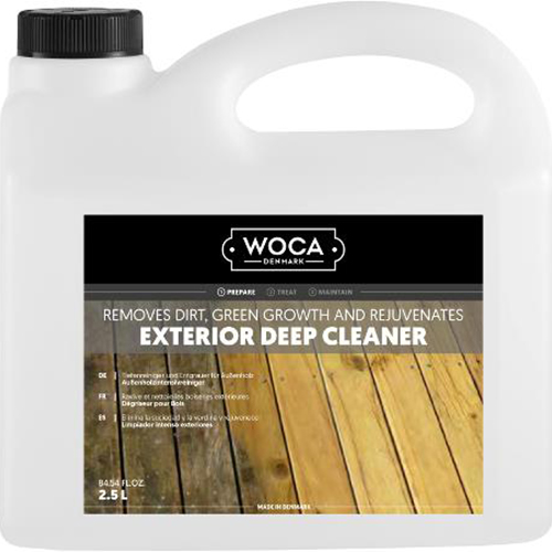 WOCA Exterior Deep Cleaner LG