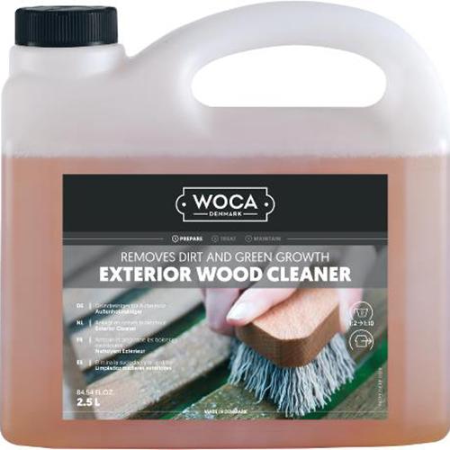 WOCA Exterior Wood Cleaner