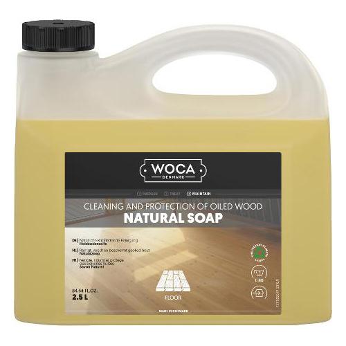 WOCA Natural Soap