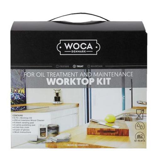 WOCA Worktop Kit
