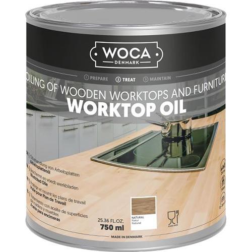 WOCA Worktop Oil