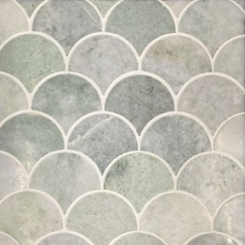 fish scale mosaics products surface