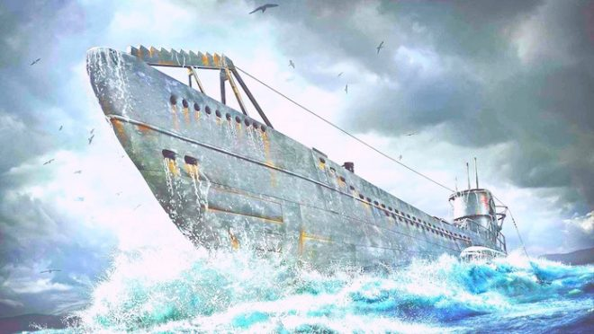 U-III Type Uboat