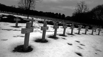 Ysselsteyn War Cemetery