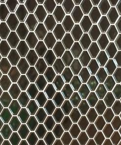 Glazed Hexagonal Mosaics