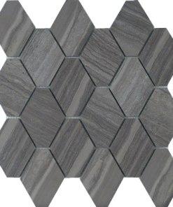 Elongated Hexagonal Marble