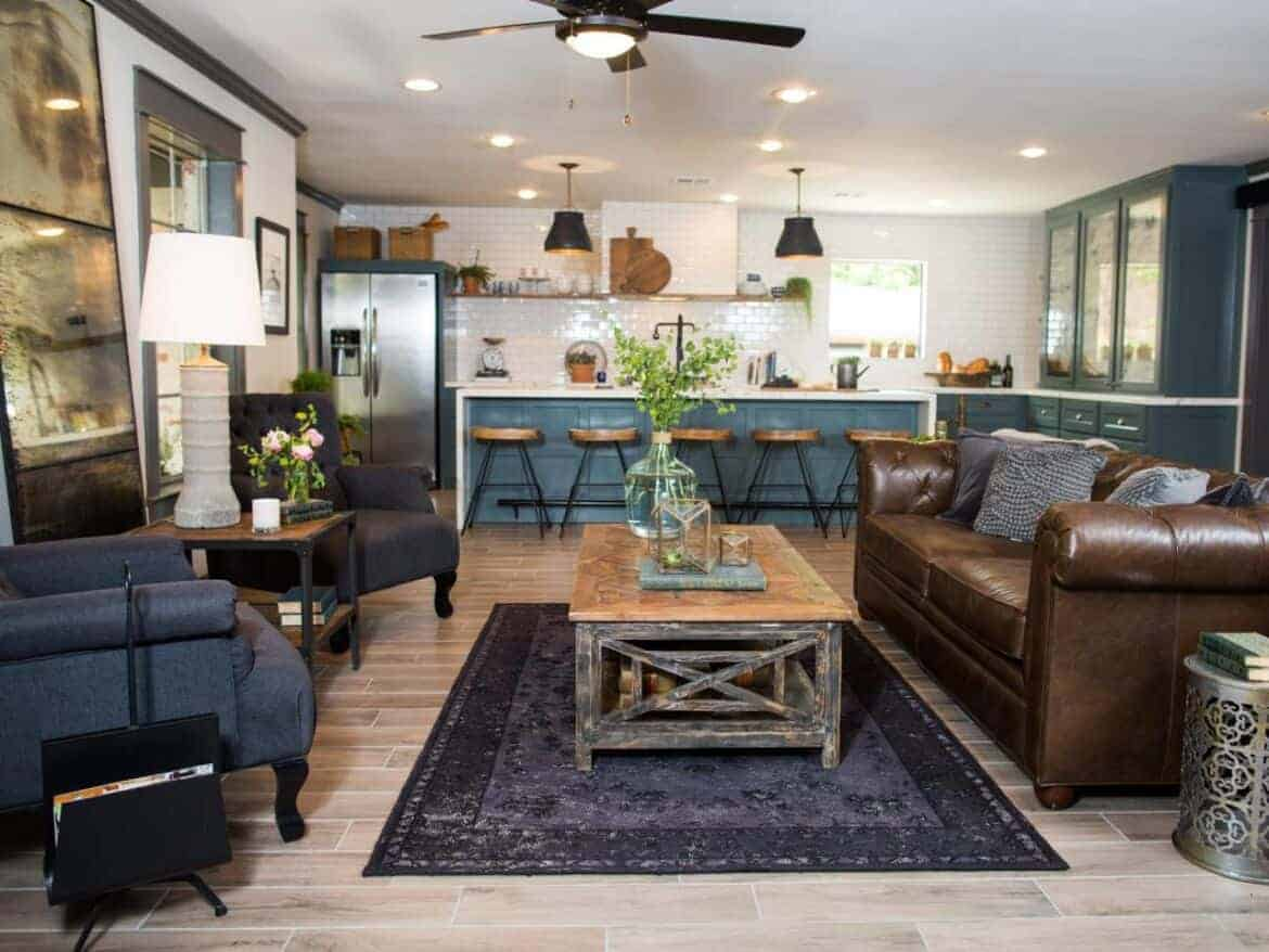 Design Inspiration From Chip And Joanna Gaines