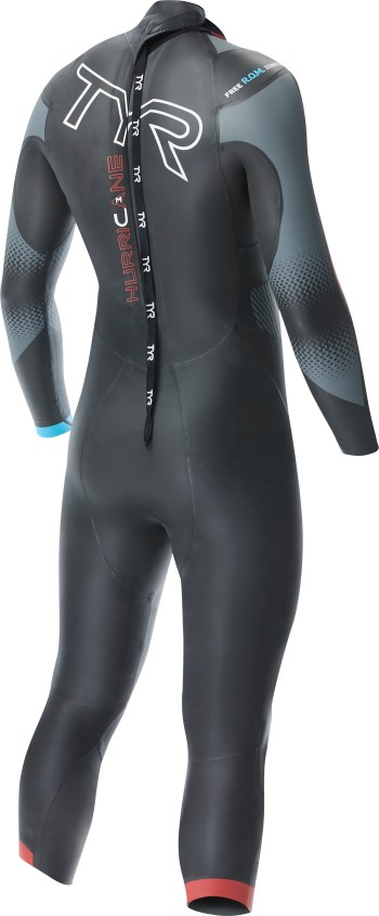 TYR CAT 3 men's open water wetsuit