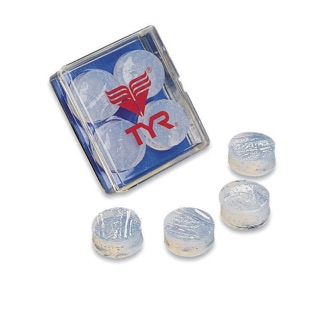 Silicone ear plugs engineered by TYR