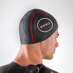 Zone3 strapless neoprene swim cap
