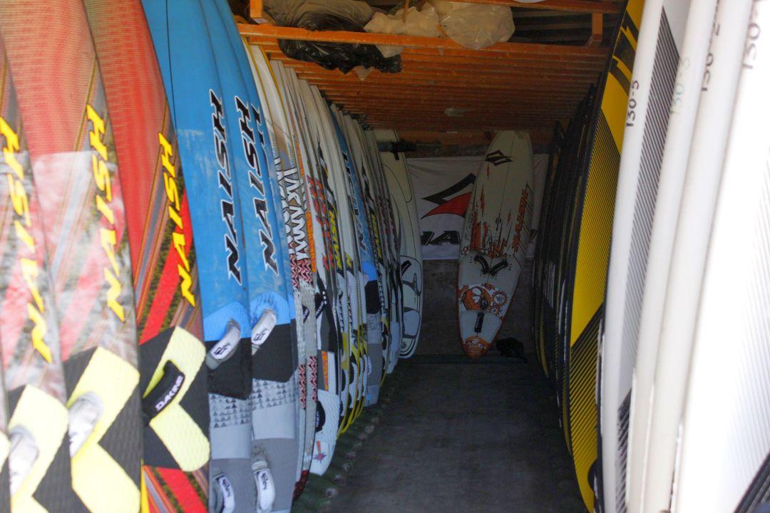 El Medano windsurf boards rental