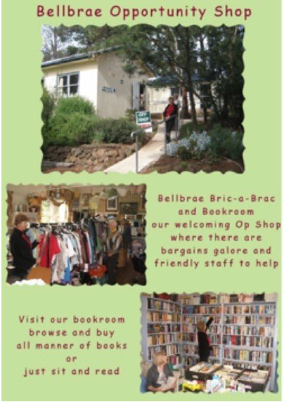 Bellbrae OP Shop