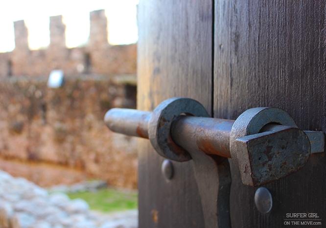 Almourol-Castelo-Entrada