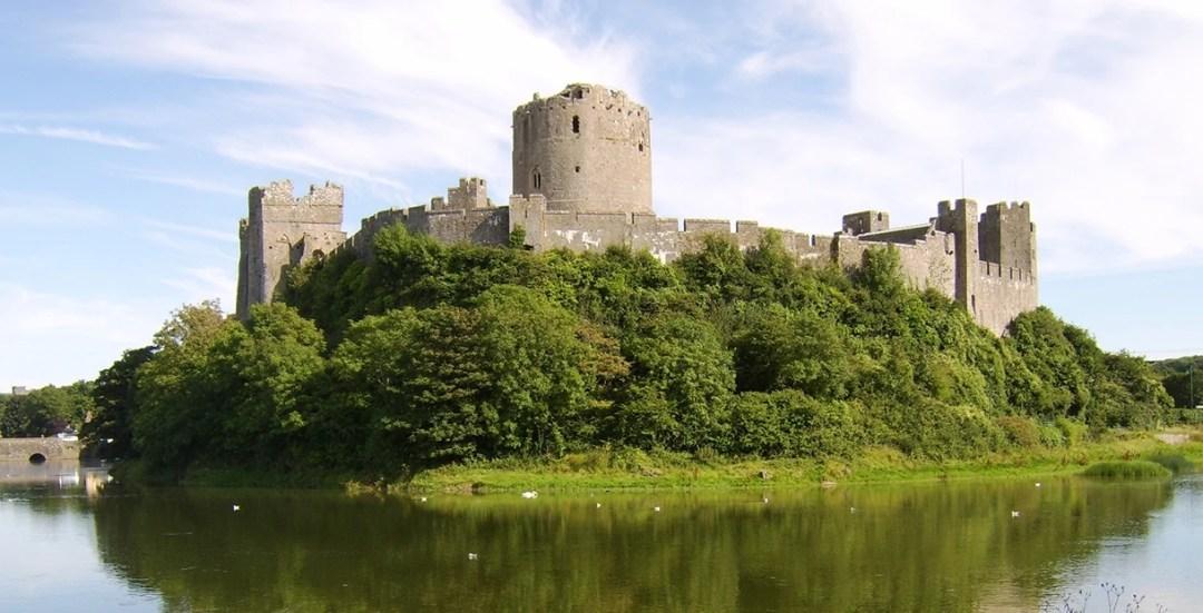 Pembroke Castle © Flickr-Athena's Pix