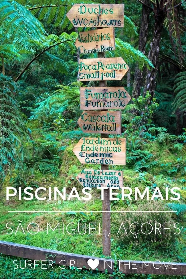 Piscina Termal Açores