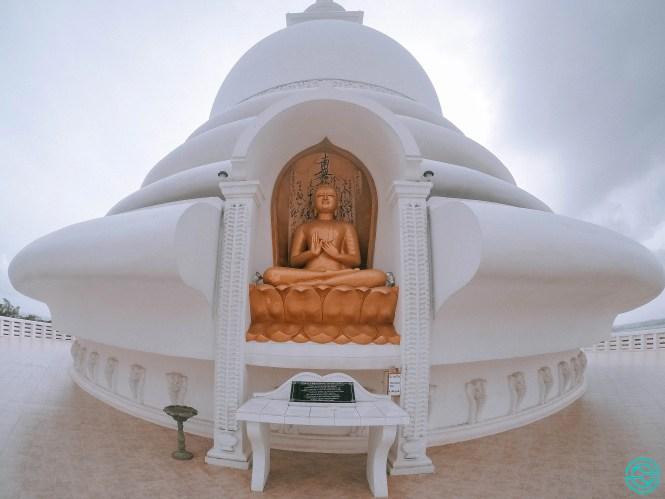 Budismo Peace Pagoda