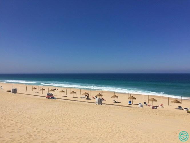 Beaches in Alentejo Pego