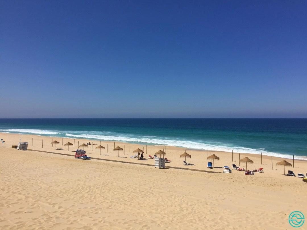 Praias no Alentejo Pego