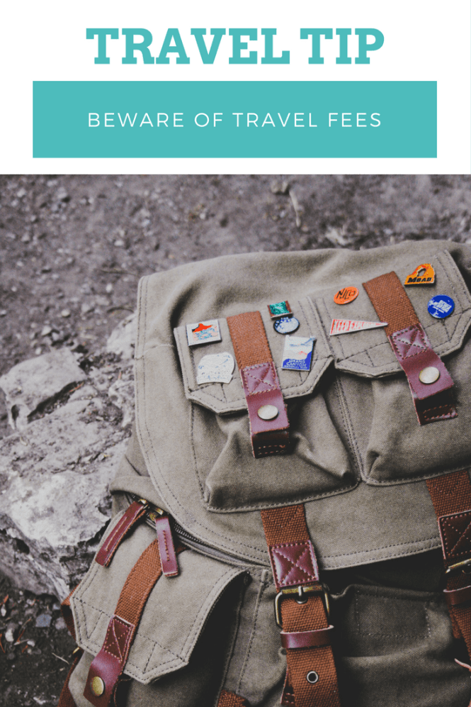travel fees
